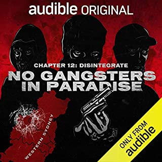 Ep. 12: Disintegrate (No Gangsters in Paradise) cover art