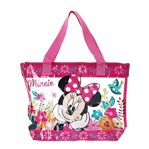 Minnie Mouse Large PVC Tote