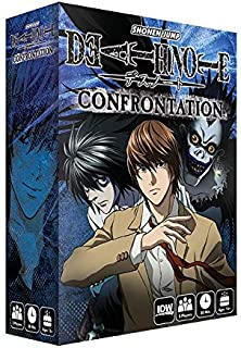 IDW Games APR180452 Death Note: Confrontation Strategy Board Game