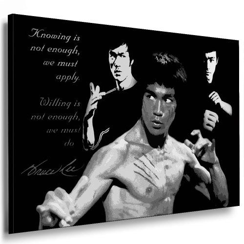 Cuadro Bruce Lee