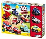 Superpack 10 coches de Abrick (Ecoiffier 32690)