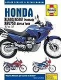 Honda XL600/650 Transalp & XRV750 Africa Twin (87 - 07) (Haynes Service & Repair Manual)