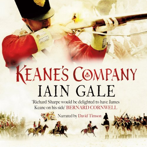 Keane's Company audiobook cover art