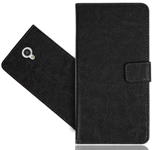 Lenovo B Handy Tasche, FoneExpert® Wallet Hülle Flip Cover Hüllen Etui Hülle Premium Ledertasche Lederhülle Schutzhülle Für Lenovo B