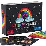 Rainbow Pirates Card Game - New! - Fun 2-5...
