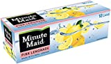 Minute Maid Pink Lemonade Fridge Pack Cans, 12 Ounces (Pack Of 12)