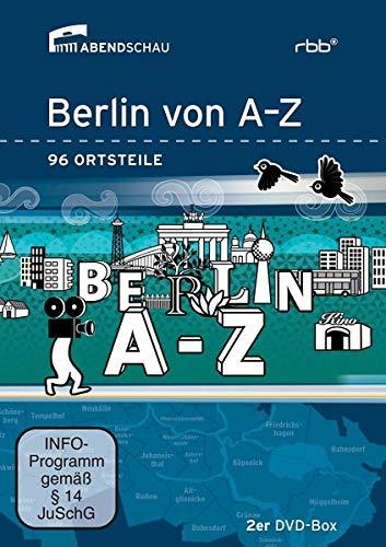 Berlin von A-Z (2 DVDs)
