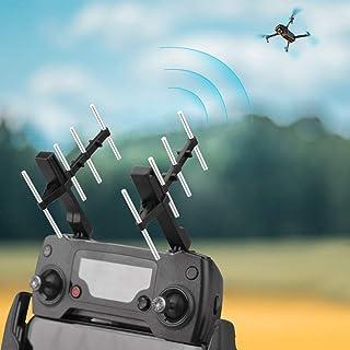 DJI Mavic Mini / MavicPro用2.4Gリモコン八木アンテナ信号ブースター