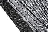 Küchenteppich / Küchenmatte / Teppichläufer Kongo grau, Größe Auswählen:80 x 2500 cm - 3