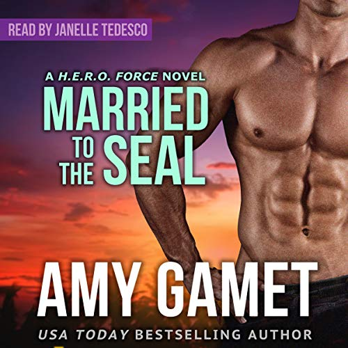 Married to the SEAL audiobook cover art