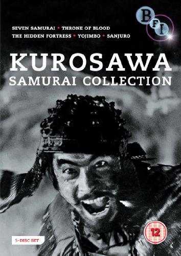Akira Kurosawa - The Samurai Collection [DVD] [Reino Unido]