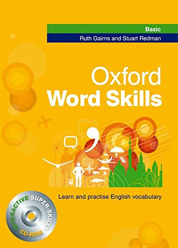 Oxford Word Skills Basic Student's Book and CD-ROM Pack