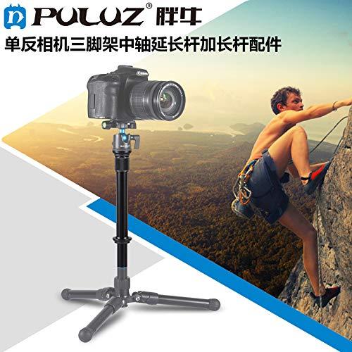 LanLan stabilisatoren en houders voor camcorder PULUZ metalen tas verstelbaar 3/8 inch schroeven statief statief monopod voor spiegelreflexcamera's