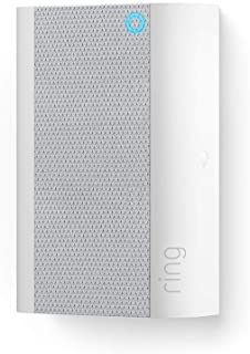 All-new Ring Chime Pro, white - Indoor Chime and Wi-Fi Extender ONLY for Ring Network Devices