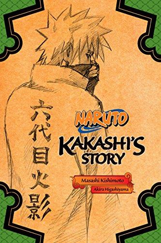 Naruto: Kakashi's Story (Naruto Novels Book 1) (English Edition)