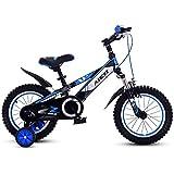 YUCHEN- Bicicletas for niños Pedal Bicicletas for niños y niñas Percibido interior Bicicleta for niños Bicicleta preescolar exterior 14/16/18/20 pulgadas Triciclo (Color: Rojo, Tamaño: 20 pulgadas)