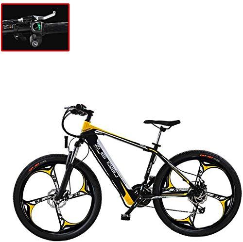 Bicicletas Eléctricas, Bicicleta de montaña eléctrica de 26 pulgadas de 26 pulgadas,...