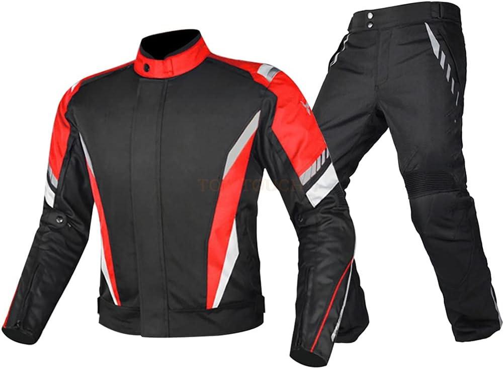 Max 59% OFF Men Waterproof Motocross Suits Motorcycle Windproof High order Raci Clothes