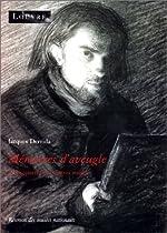 Mémoires d'aveugle. L'autoportrait et autres ruines de Jacques Derrida