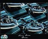 LOUCAS LOUCA as a Quarren Senator - Star Wars 8'x10' GENUINE AUTOGRAPH