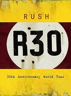 Rush - R30 - 30Th Anniversary World Tour [Japan BD] VQXD-10072