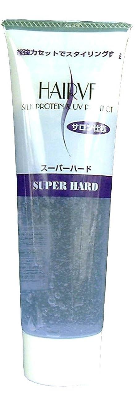 考えたシャープ地球ヘアーブジェル スーパーハード 180g
