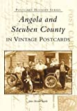 Angola and Steuben County In Vintage Postcards (IN) (Postcard History Series)