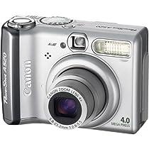 Canon PowerShot a5204MPデジタルカメラwith 4x光学ズーム(Oldモデル)