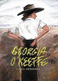 Georgia O'Keeffe par Maria Herreros