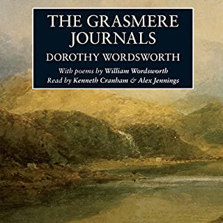 The Grasmere Journals audiobook cover art