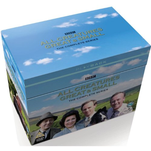 All Creatures Great and Small: BBC One Series - The Complete Seasons 1-7 Collection + DVD Exclusive Christmas Specials (33 Disc Box Set) [DVD]