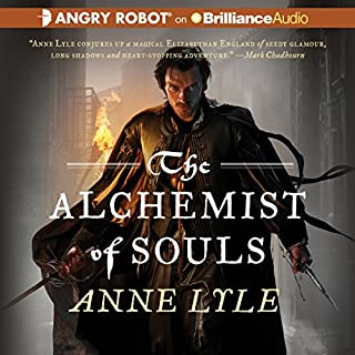 The Alchemist of Souls audiobook cover art