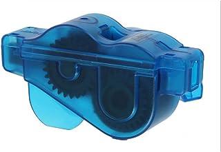 Fdrirect – Limpador de corrente portátil para bicicleta, ferramenta de limpeza de bicicleta, acessório de plástico para us...