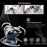 Zoom IMG-1 afeitadora electrica 4d para hombre