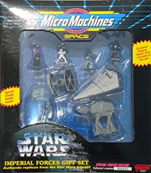 Galoob Micro Machines Star Wars> Imperial Forces Gift Set