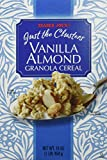 Trader Joe's Just the Clusters Vanilla Almond Granola Cereal…