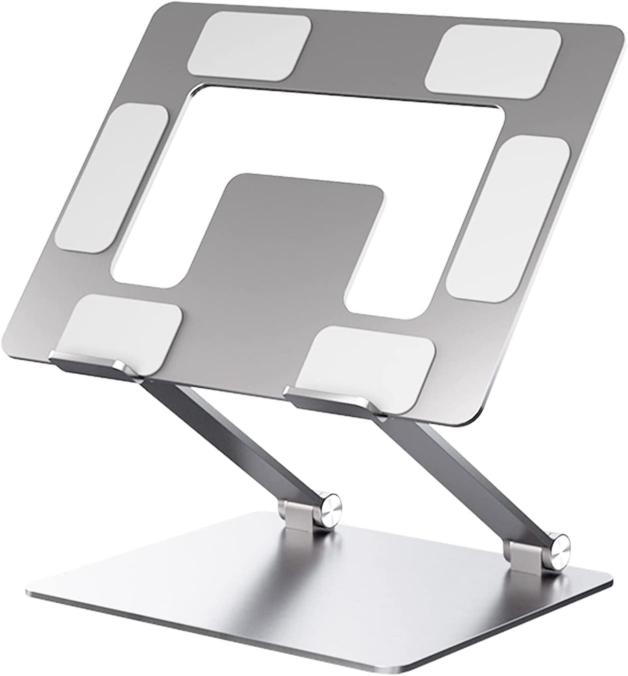 Clearance SALE Limited time Eagollar Adjustable Bargain Laptop Stand fo Riser Holder Portable