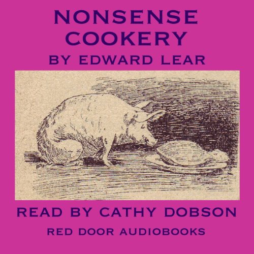 Nonsense Cookery audiobook cover art