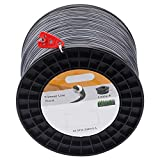 Dalom 5 Pounds Round Trimmer Line .095' / 2.4mm 1425-Feet for Sthil FS55R FS45 FS80R FS85R Echo SRM225 SRM210 SRM230 T25 Trimmer Head Line 128LD Weedeater Parts