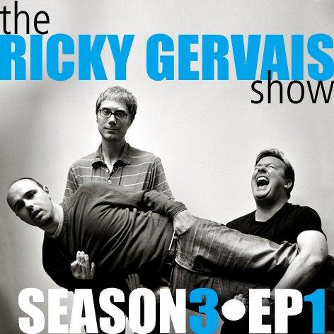 Ricky Gervais Show: Season 3, Episode 1 cover art