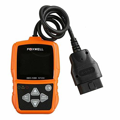 Foxwell nt204OBD2lector de código herramienta de diagnóstico culpa...