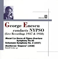 George Enescu Conducts Nypso by GEORGE ENESCU / NYPSO