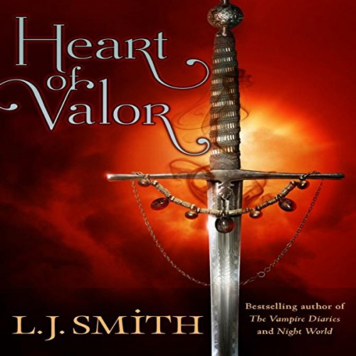 Heart of Valor audiobook cover art