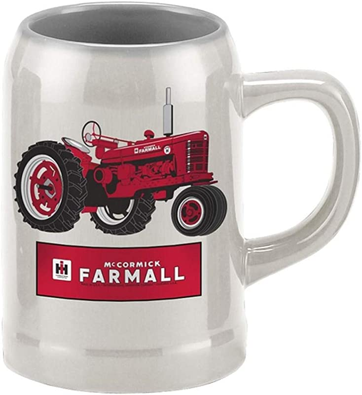 Cornell McCormick Farmall 20oz Mug White With Red Tractor