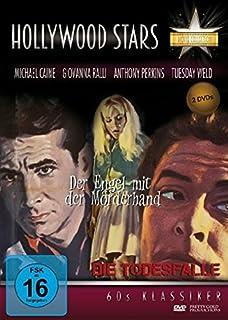 Hollywood Star - Klassiker Collection (Der Engel mit der Mörderhand+Die Todesfalle) [2 DVDs]