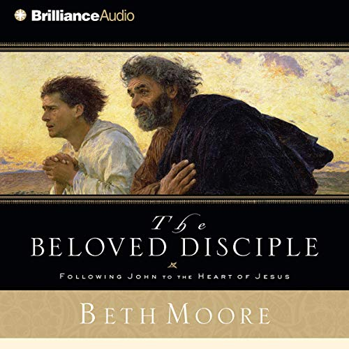 The Beloved Disciple audiobook cover art