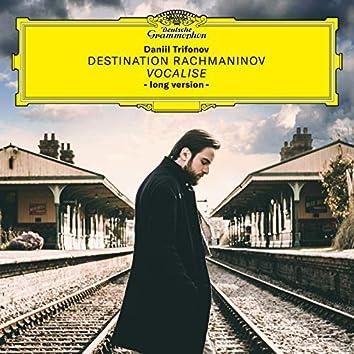 Rachmaninov: Vocalise, Op. 34, No. 14 (Arr. Trifonov for Piano) (Long Version)