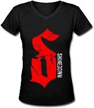 Tiwywln Shinedown Women's Tee Fashion T-Shirt