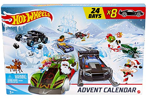 Hot Wheels Advent Calendar [2020]