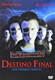 Destino Final [DVD]